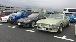 renault avantime top gear the stars of the tokyo motor show car park top gear