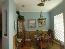 paint colors with low light room open concept