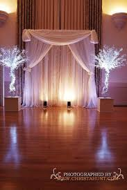 wedding backdrop with lights draping for weddings and events portland wedding lights