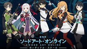 theme google chrome sword art online sword art online movie ordinal scale subtitle indonesia opruto