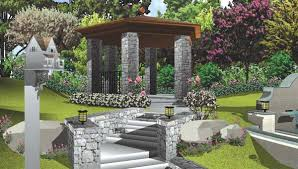 Awesome Home Landscape Design Ideas Amazing Home Design Privitus - Landscape design home