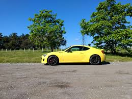 subaru yellow 2017 subaru brz series yellow review autoguide com news