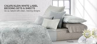 How To Make A Duvet Cover Stay Calvin Klein Bedding And Bath Macy U0027s