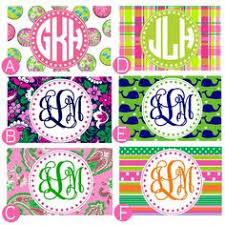 customized debit cards custom monogrammed credit card design by pink wasabi ink