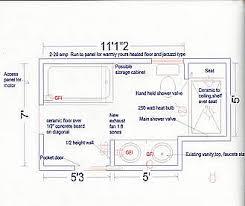 icture of a bathroom layout plan granite uba tuba counters shower