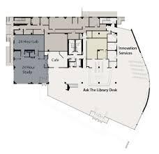 university floor plan james madison university libraries rose library floor plans