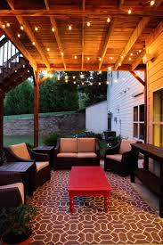 100 clever ideas to decorate your deck seating backyard