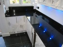 Black Granite Kitchen Countertops by Nero Assoluto Granite Kitchen Bench Top Black Granite Kitchen