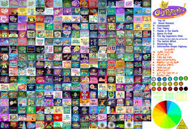 the fairly oddparents the complete fairly oddparents scorecard by intrancity on deviantart