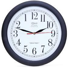 Esszimmer St Le Amazon Backwards Clock Linksumgewand Time Piece Witz Neuheit Streich