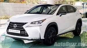 lexus nx turbo indonesia lexus nx 200t special edition launched all nx variants updated
