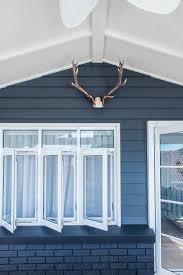 kyal and kara u0027s outdoor deck reveal on toowoon bay reno using