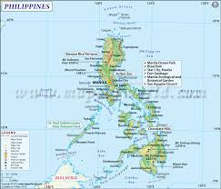 Dubai On Map Where Is Philippines Location Of Philippines