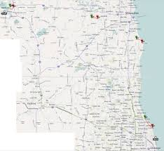 Madison Wi Map Wisconsin Illinois 2011 Madison To Chicago Ragnar Relay Dan U0027s