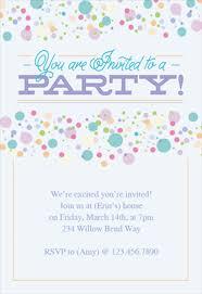 printable party invitations party invitation template kawaiitheo