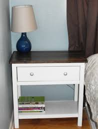 nightstand breathtaking minimalist narrow white nightstand ideas