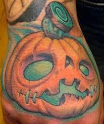 pumpkin jack o u0027lantern tattoo halloween pumpkin tattoo tattoo