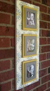 Picture Frame Wall by Best 25 Kids Photo Frames Ideas On Pinterest Photo Frames For