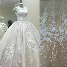 wedding dress fabric luxury bridal wedding dress fabric tulle lace fabric lace