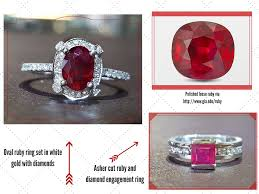 coloured gemstones rings images Coloured gemstone engagement rings troy shoppe jewellers jpg