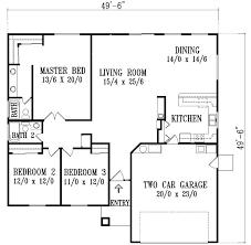 3bed 2bath Floor Plans 10 House Floor Plans 3 Bedroom 2 Bath Elegant 1 Tremendous Nice