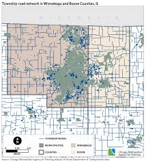 Counties In Illinois Map by Comparing Municipal And Township Transportation Revenue Sharing In