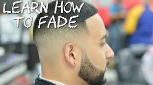 how to fade hair from one length to another how to fade hair bald fade barber tutorial youtube