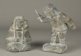 eskimo soapstone carvings 2 abbott canada soapstone inuit carvings