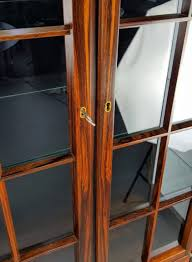 Rosewood Display Cabinet Singapore