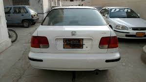 honda civic 1998 vti honda civic vti automatic 1 6 1998 for sale in karachi pakwheels