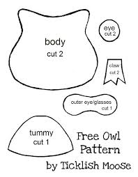 printable ornament shapes size pattern here