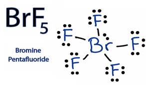 Bromine On The Periodic Table Brf5 Lewis Structure How To Draw The Lewis Dot Structure For