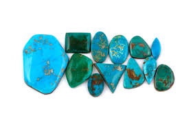 light blue gemstone name turquoise mines waddell gallery