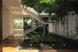 Inside Garden by Casa Veintiuno By Hernandez Silva Arquitectos