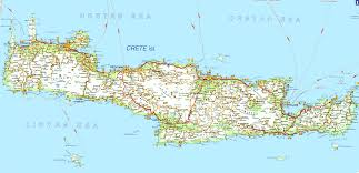 Map Of Greece Islands by Crete Map Google Search Crete Pinterest Crete