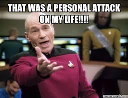 Personal Meme - attack