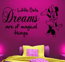 Decorative Wall Decals Roselawnlutheran by Minnie Mouse Wall Decals For Nursery Wall Murals You U0027ll Love