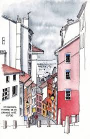 the 25 best urban sketchers ideas on pinterest sketchbooks