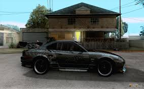 nissan fast car nissan silvia s15 the fast and the furious 3 tokyo drift for gta