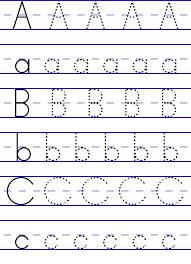 printable alphabet kindergarten abc worksheets for kindergarten printables missing letters preview