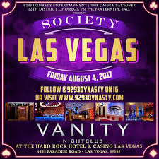 Vanity Night Club Las Vegas Home Omega Takeover