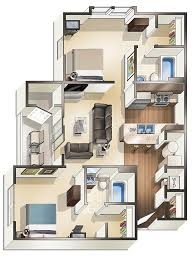 2 Bedroom Apartments In Champaign Il Siu Housing The Pointe At Siu Apartments Welcome