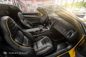 corvette engine upgrades carlex design creates top shelf interior and exterior upgrades for