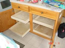 sliding cabinet draws woodworking talk woodworkers forum