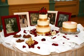 New Ideas Wedding Cake Table Decorations With Cake Table