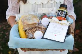 Breakfast Gift Basket Breakfast In Bed Gift Basket Idea And Printables