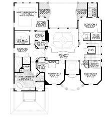 master suite floor plans the master suite 32040aa architectural designs house