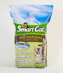 6506 smartcat all natural clumping litter by pioneer pet 20lb bag