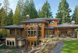contemporary style architecture prairie style architecture macpherson construction and design