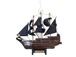 wholesale wooden calico jacks the william model pirate ship
